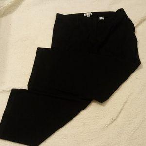 Black Coldwater Creek pants